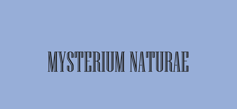 Mysterium Naturae